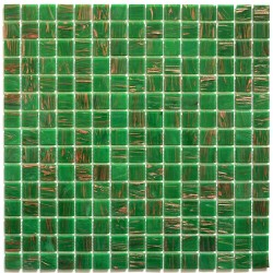 Mosaic for bathroom and shower Vitro Vert