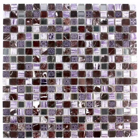 Bathroom and shower mosaic Adel