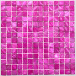 Mosaiques nacre Odyssee Rose