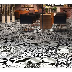 Cement tiles imitation kitchen floor Zeal