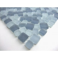 sample glass mosaic shower Mini Mosaique