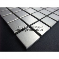 Sample stainless steel mosaic kitchen Regular 20