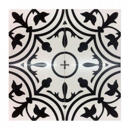 Cement tiles imitation Lily
