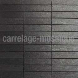 Stone mosaic black color Carbone Liner