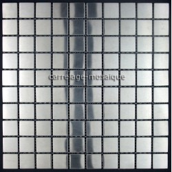 Stainless steel mosaic splashback kitchen regular 30