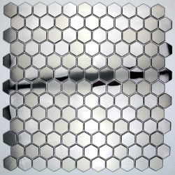 Stainless steel mosaic bathroom kitchen shower Cross