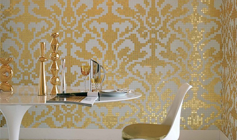 Mosaic Baroque Gold